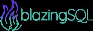 BlazingSQL Logo