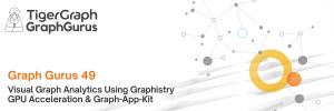Graph Gurus 49: Visual Graph Analytics Using Graphistry GPU Acceleration & Graph-App-Kit